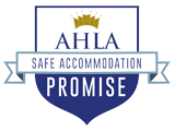 the AHLA Logo